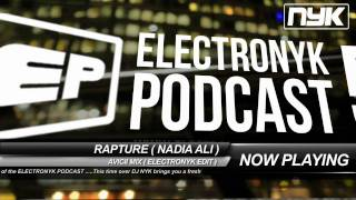 ELECTRONYK PODCAST 5 - RUNDOWN ( PART 1 )