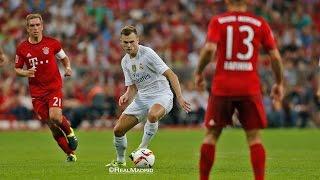 Real Madrid 0-1 Bayern Munich