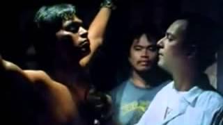 hero strung up tortured from Filipino show Lobo