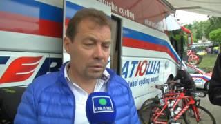 Giro d'Italia 2015. Stage 8. Джиро д'Италия 2015. 8 этап. Кампителло Матезе. Репортаж НТВ Плюс