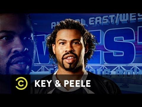 Key & Peele East West College Bowl