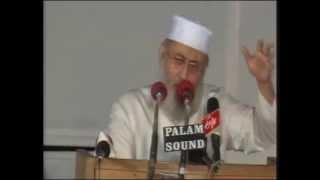 Moulana Salman Nadvi Bayan : Part 1