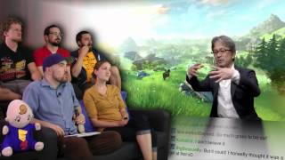 The Legend of Zelda Wii U Revealed! - E3 2014 is AWESOME! - Part 58