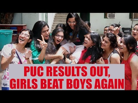 PUC results announced online, college to display results on May 12 | Oneindia News