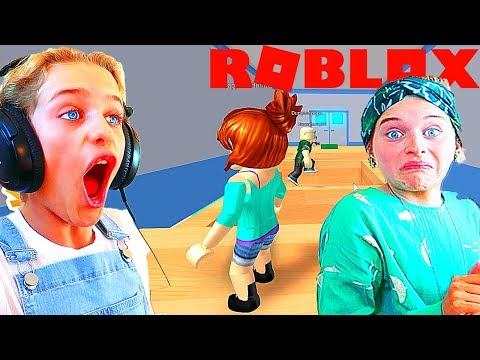 CAN T BELIEVE MY SISTER DID THIS IN ROBLOX Escape the Obby
