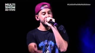 Linkin Park - DOYS/Lying From You (Circuito Banco do Brasil 2014) HD