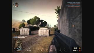 Battlefield Play4free Engineer PP-19 Waffentest HD
