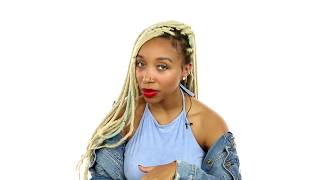 Zonnique Explains Why She Prefers Metal Braces Instead Of Invisalign