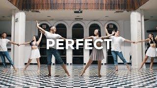Perfect - Ed Sheeran feat. Beyoncé (Dance Video) | @besperon Choreography