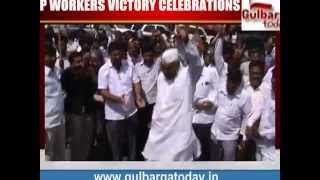 Revu Naik Belamagi's Dance Pose in Victory Celebration