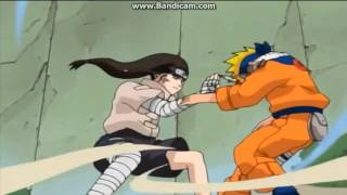 naruto vs neji part 1