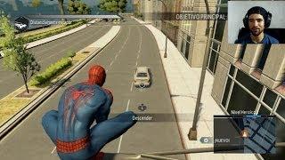 The Amazing Spider-Man 2 | Modo Historia | Walkthrough en Español | Parte 2
