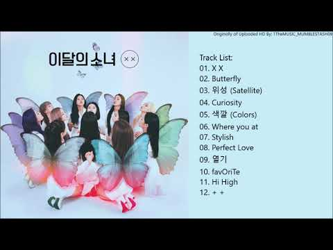 Xxx Mp4 FULL ALBUM LOONA LOOΠΔ 이달의 소녀 X X Repackage Album 3gp Sex
