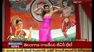 Hamsa Amazing Dance Show in ATA USA(TV5)