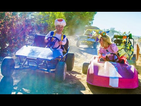 Xxx Mp4 Mario Kart 8 Deluxe Meets Real Life 3gp Sex