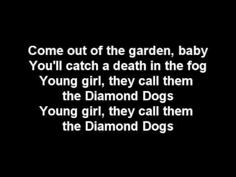 David Bowie - Diamond Dogs lyrics