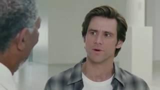 Bruce Almighty   Jim Carrey meets God HD