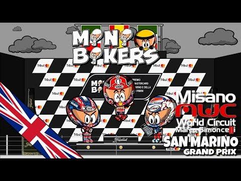 [EN] MiniBikers - 8x13 - 2017 San Marino GP