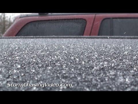 3/4/2015 Carbondale, IL Freezing Rain Sleet