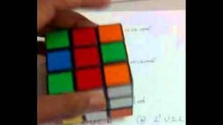 Solving Rubiks cube Malayalam part 3 Bottom layer.3gp