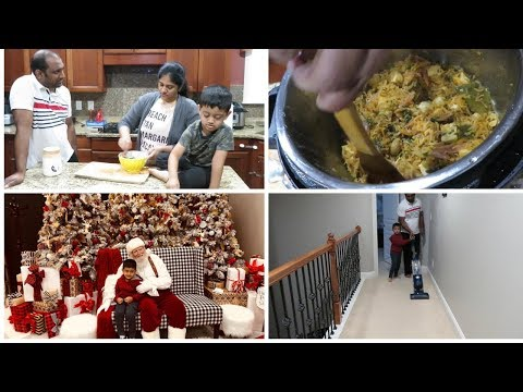 Xxx Mp4 DAY IN MY LIFE VLOG Saturday Cleaning Routine AARIT PIC WITH SANTA 3gp Sex