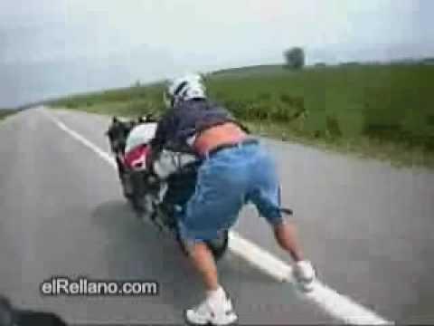 quedas de motos