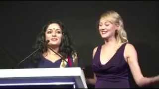 Kavya Madhavan malayalam actress funny incident -english speech.