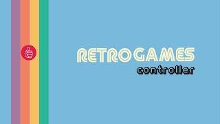 Retro Games Controller from Hawkin's Bazaar