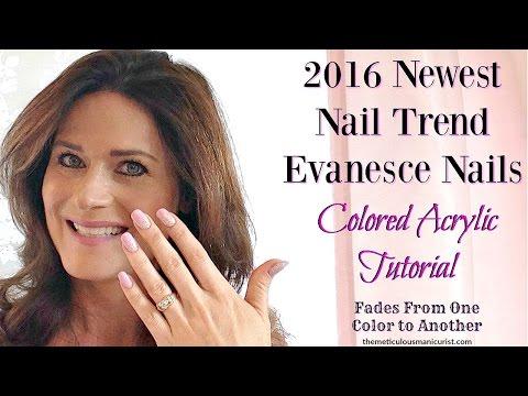 Xxx Mp4 Newest Nail Art Trend 2016 Evanesce Nails 3gp Sex