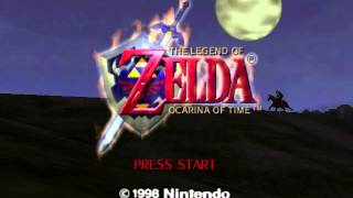 Intro 10 hours - Legend of Zelda Ocarina of Time