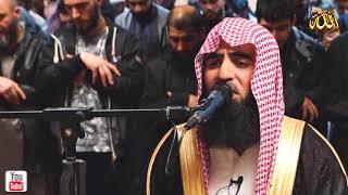 ( لَا تَحْزَنْ إِنَّ اللَّهَ مَعَنَا) تلاوة خاشعة   القارئ محمد اللحيدان Quran beautiful