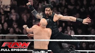 WWE Raw Full Episode, 2 May 2016 - Raw after WWE Payback