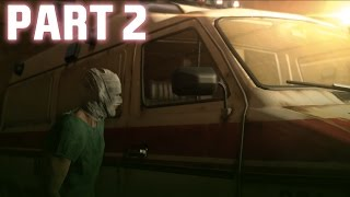 """MGSV- Metal Gear Solid 5 Phantom Pain """" Hospital Break out """" Part 2 1080p60fps"""