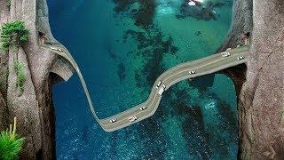 दुनिया के 5 सबसे खतरनाक सड़क, भूलकर भी जाने की मत सोचना | 5 Roads You Would Never Want to Drive On