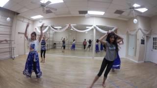 Laguna Teens L2 AMNA Dance AAD #DTIstars (May 10, 2016) Pyar Ki Kahani Latin Ballroom Waltz
