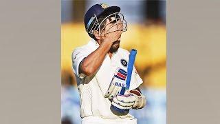 Virat Kohli's hit wicket dismissal in Rajkot Test a rare occasion | वनइंडिया हिन्दी