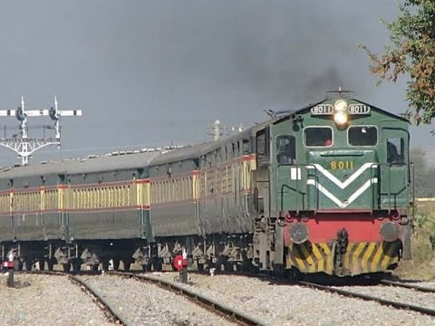 The Samjhauta Express Pakistan And India Lahore to Delhi by roothmens