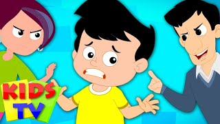Johny Johny Yes Papa | Nursery Rhymes Songs For Kids | Songs For Children | Kids Rhymes