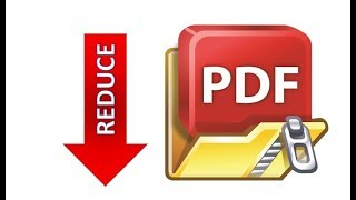 To big PDF files? Compress them with FILEminimizer up to 70%