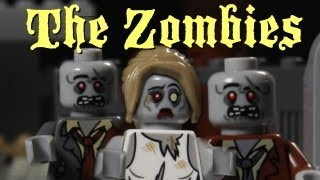 The Zombies - LEGO Monster Fighters brick film from MonsieurCaron