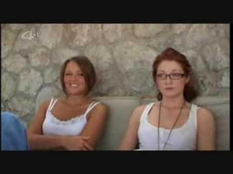 Girls Aloud in Greece