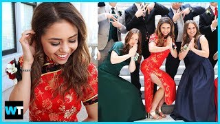 Was Teen's Chinese Prom Dress RACIST?! | What's Trending Now!