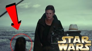 SPOILER Spotted In Star Wars: The Last Jedi Behind the Scenes