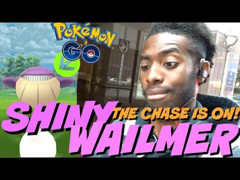 Xxx Mp4 THE MIGHTY TALE OF A PINK WHALE SHINY WAILMER UNLOCKED IN POKEMON GO 3gp Sex