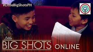 Little Big Shots Philippines Online: Alexander | Spelling Master