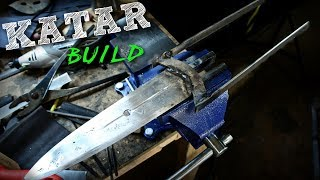 Forging a KATAR dagger!! || Part 1