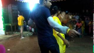 Bangle Hot Stage dance