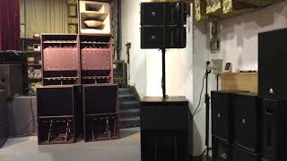 TPA audio Sound check for Iran music