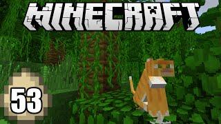 Minecraft Survival Indonesia - Menjelajah Hutan Rimba! (53)