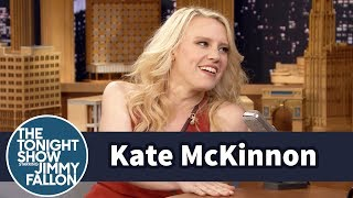Kate McKinnon Learned an Australian Accent Listening to Podcasts